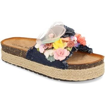 Chaussures Femme Mules Ainy LSS-19 Marino