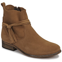 Chaussures Femme Boots Betty London NENESS Camel