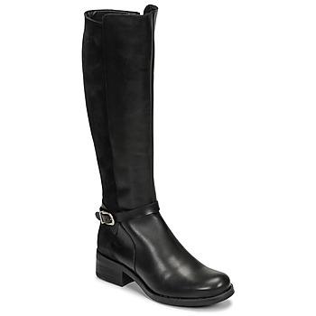 Chaussures Femme Bottes ville Betty London NINISS Noir