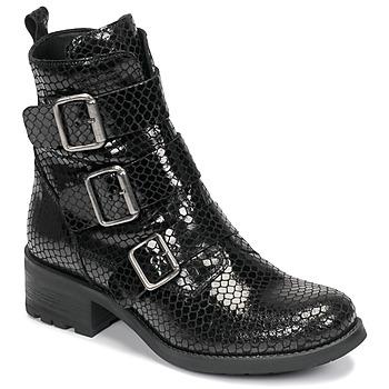 Chaussures Femme Boots Betty London NANISS Noir
