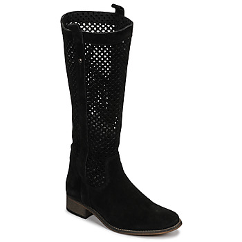 Chaussures Femme Bottes ville Betty London DIVOUI Noir