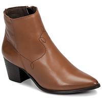 Chaussures Femme Bottines Betty London NIMIE Camel