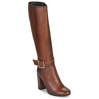 Chaussures Femme Bottes ville Betty London NALOU Marron