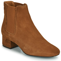 Chaussures Femme Bottines Betty London NALANE Cognac