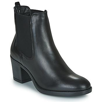 Chaussures Femme Bottines Betty London NIVISS Noir