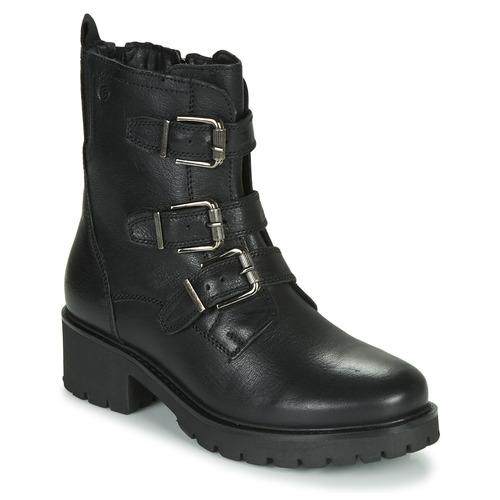 Chaussures Femme Boots Betty London NALEA Noir