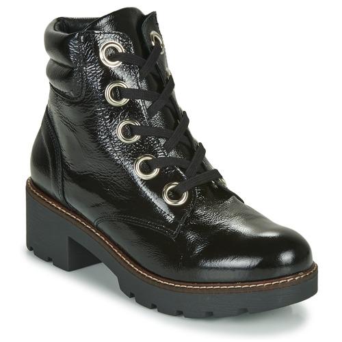Chaussures Femme Boots Betty London NAULINE Noir