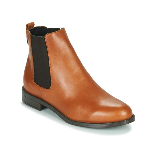 Chaussures Femme Boots Betty London NIDOLE Camel