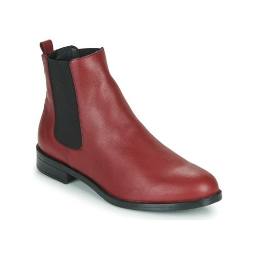 Chaussures Femme Boots Betty London NIDOLE Rouge