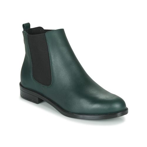 Chaussures Femme Boots Betty London NIDOLE Vert