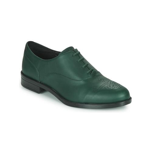 Chaussures Femme Richelieu Betty London NADIE Vert