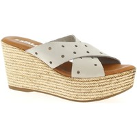 Chaussures Femme Mules Emma 5061 Gris