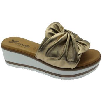 Chaussures Femme Mules Susimoda SUSI19097br marrone