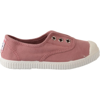 Chaussures Fille Baskets basses Cienta Baskets fille -  - Rose - 24 ROSE