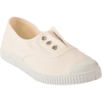 Chaussures Enfant Baskets basses Cienta Baskets mixte -  - Blanc - 24 BLANC