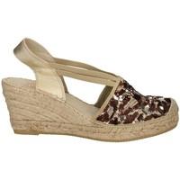 Chaussures Femme Espadrilles Vidorreta 18400 POINTÉ