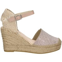 Chaussures Femme Espadrilles Vidorreta 06900 ROSE