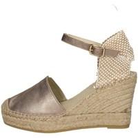 Chaussures Femme Espadrilles Vidorreta 06900 BRONZE