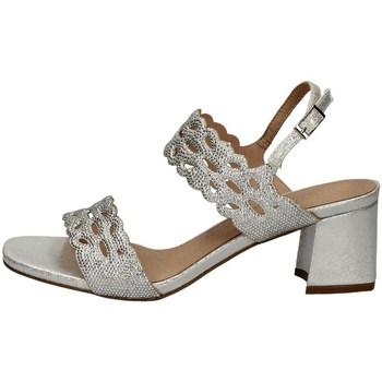 Chaussures Femme Sandales et Nu-pieds Menbur 21581 ARGENT