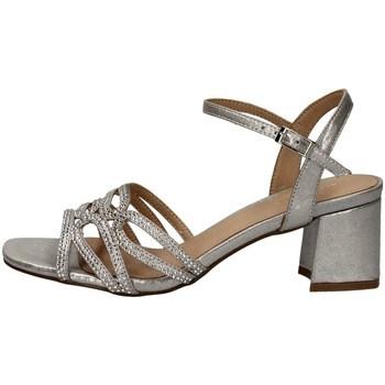 Chaussures Femme Sandales et Nu-pieds Menbur 21297 ARGENT
