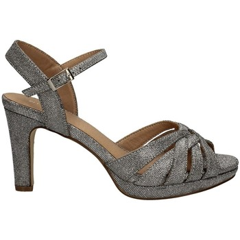 Chaussures Femme Sandales et Nu-pieds Menbur 21854 ARGENT