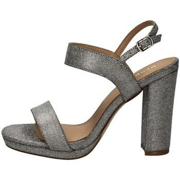 Chaussures Femme Sandales et Nu-pieds Menbur 21519 ARGENT