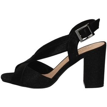 Chaussures Femme Sandales et Nu-pieds Menbur 21419 NOIR