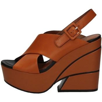 Chaussures Femme Sandales et Nu-pieds Elvio Zanon EL3201 CUIR