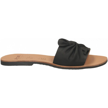 Chaussures Femme Mules Ria VELVET nero