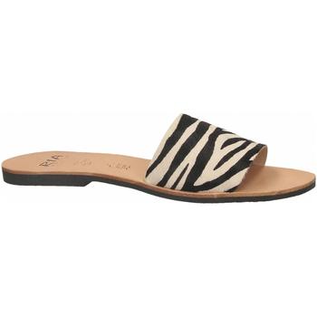 Chaussures Femme Mules Ria HORMA zebra