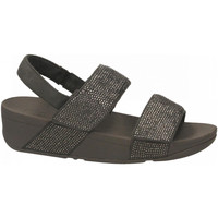 Chaussures Femme Sandales et Nu-pieds FitFlop MINA CRYSTAL BACK STRAP pewter