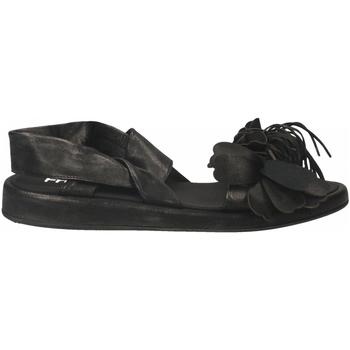 Chaussures Femme Sandales et Nu-pieds Now CLOE' nero-acciaio