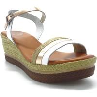 Chaussures Femme Sandales et Nu-pieds Porronet FI2556DORA115 BLANC