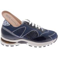 Chaussures Femme Randonnée Calzaturificio Loren LOA1076bl blu
