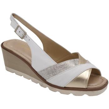 Chaussures Femme Sandales et Nu-pieds Angela Calzature AICE1928bc beige