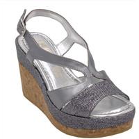 Chaussures Femme Sandales et Nu-pieds Angela Calzature AICE1932arg argento