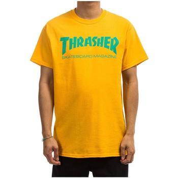 Vêtements Homme T-shirts manches courtes Thrasher  amarillo