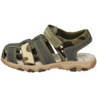 Chaussures Garçon Sandales et Nu-pieds Lumberjack SB07606-015 VERT