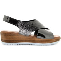 Chaussures Femme Mules Valleverde G52187T Antracite
