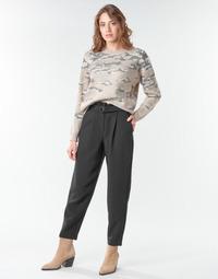 Vêtements Femme Pantacourts Vila VICHARLOTTE Noir