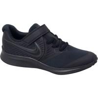 Chaussures Garçon Running / trail Nike Star Runner 2 Bleu marine