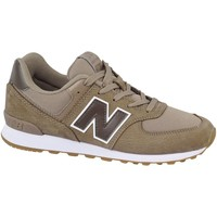 Chaussures Enfant Baskets basses New Balance 574 Beige