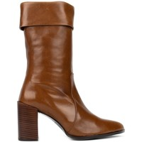 Chaussures Femme Bottines Pedro Miralles Oxford Marron
