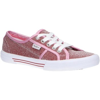 Chaussures Femme Baskets basses Pepe jeans PLS30815 ABERLADY SEVY Rojo