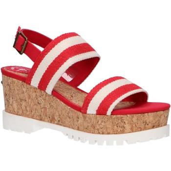 Chaussures Femme Sandales et Nu-pieds Pepe jeans PLS90165 KATHERINE DOUBLE Rojo