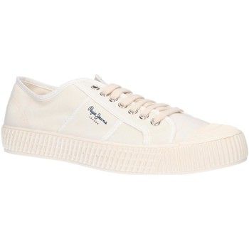 Chaussures Homme Baskets basses Pepe jeans PMS30549 BELIFE Blanco