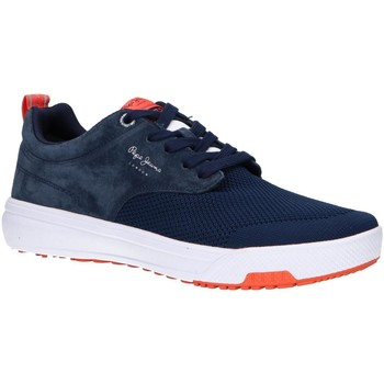 Chaussures Homme Multisport Pepe jeans PMS30526 SLATE BASIC Azul