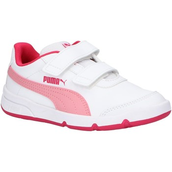 Chaussures Fille Multisport Puma 192522 STEPFLEEX Blanco