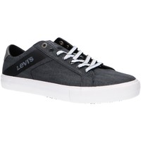 Chaussures Homme Baskets basses Levi's 230667 752 WOODWARD L Negro