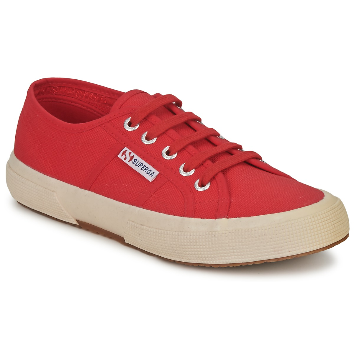 Superga S001W00-2750 Sneakers Unisex Rouge Rouge - Chaussures Baskets basses